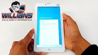 Remover conta google do Tablet DL TX315, TX316, TX319, TX320 backup e hard reset