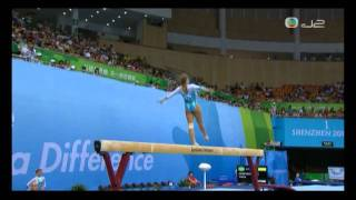 DEMYANCHUK Yana BB Qual&TF 2011 Universiade