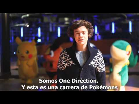 One Direction: Pokemon Diaries (Traducido al español)