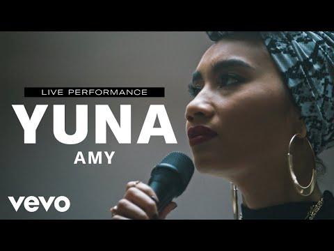 "Yuna - ""Amy"" Live Performance | Vevo"