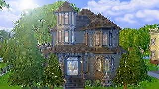 Rebuilding The Sims 4 Goth House (Streamed 10/5/18)