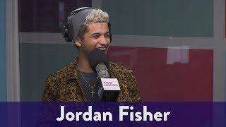 Dancing with Jordan Fisher!