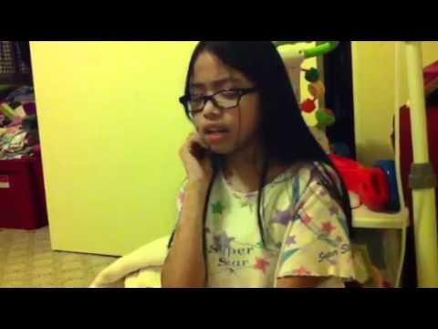9 Year Old Nikki Sings Telephone By Lady Gaga video