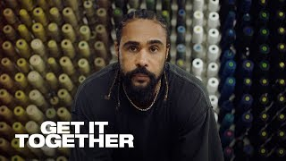 Jerry Lorenzo Shows Aleali May Fear of God's Factory & Talks Nike Collab | Get It Together