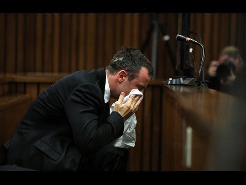 Oscar Pistorius Describes Night He Shot Reeva Steenkamp Dead - Trial Day 18
