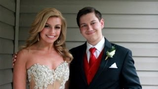How This Teen Got An NFL Cheerleader to Go to Prom With Him