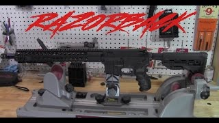 .458 SOCOM Build, Project Razorback PT. 2 Radical Firearms Upper