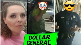 Dollar General Called The Police On Me :(