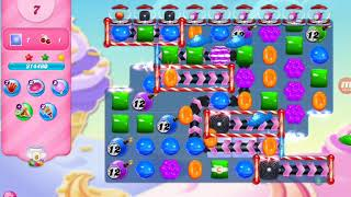 Candy Crush Saga Level 3442 No Boosters (Fishing Season)