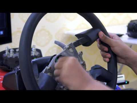 طريقة تركيب دركسون اي سيارة على الـ G27  +  الدسكربشن