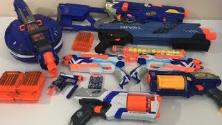 Box of Toys Toy Guns NERF Guns Rival N Strike