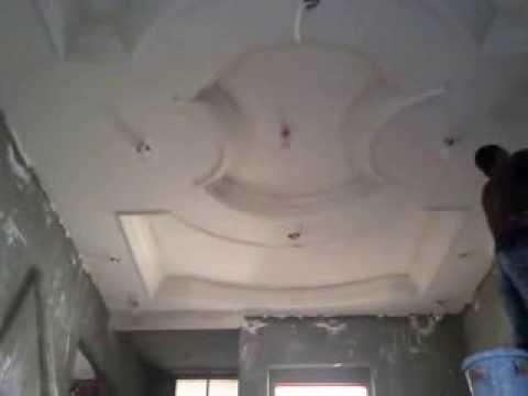 ديكورات جبس اسقف معلقه 2014  لأحمد الجابري 010614