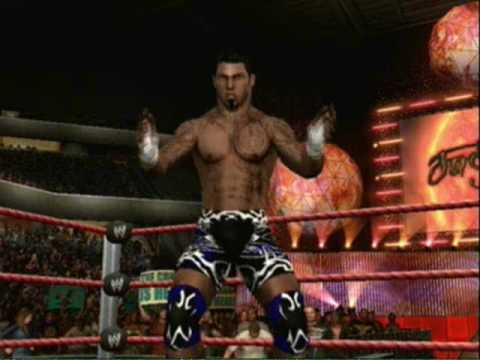 WWE Smackdown Vs Raw 2010 CAW Michael Mendoza Promo