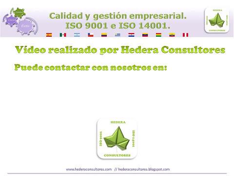 Enfoque basado en procesos. Principios de gestión de la calidad ISO 9001