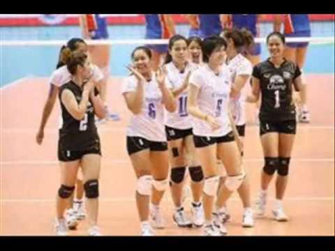 AVC Thai women Champions!