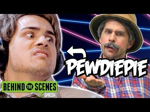 BAD YOUTUBER IMPRESSIONS (BTS)