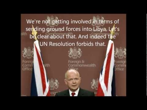 A Tribute to William Hague (The X leader of the UK Conservative party)