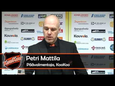 KooKooTV: KooKoo-Jukurit 2-3 JA, lehdist�tilaisuus 28.2.2015