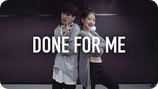 Download Lagu Done For Me - Charlie Puth ft. Kehlani / Youjin Kim Choreography Gratis STAFABAND