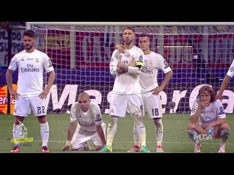 Así se vivieron los penaltis que llevaron a levantar la Undécima al Madrid thumbnail