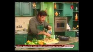 مطبخ سى السيد| طريقة عمل المنسف على الطريقة الاردنية مع الشيف اسامة السيد