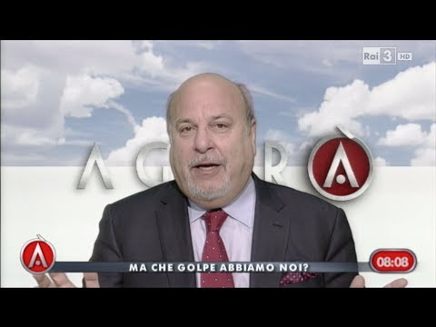 Alan Friedman ad Agorà sul complotto europeo contro Berlusconi