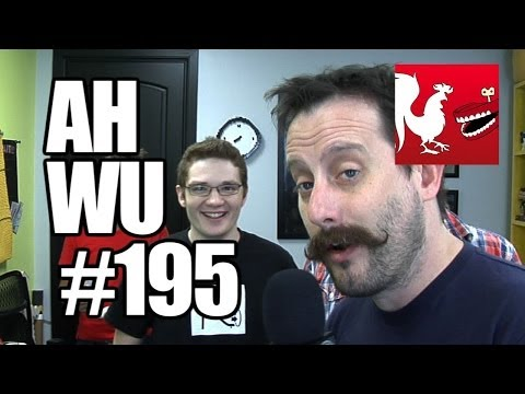 Achievement Hunter Weekly Update #195 (Week of January 6th, 2014)