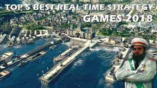 TOP 5 Real Time Strategy Games 2018