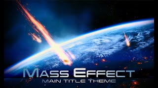 Mass Effect 3 - Main Title Screen (1 Hour of Music)