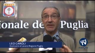Rapporto Svimez, in Puglia crollano Pil e occupazione