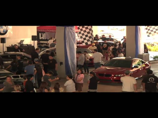 Pacific BMW Flash Mob Dance for Abandoned Children and the Homeless