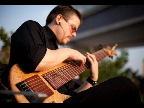 "Here's Episode #2 of our [featured bass channels on YouTube] video series. I'm pleased to introduce you to the music of Eric Czar, a NY based master of the ""..."