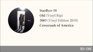 Watch Starflyer 59 Old video