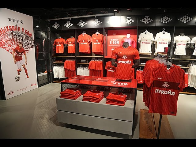 Red-White Store на «Открытие Арене»