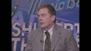 Daniel Davis at The American Theatre Wing (2001) part 1