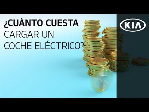 ¿Cuánto cuesta cargar un coche eléctrico? | Kia