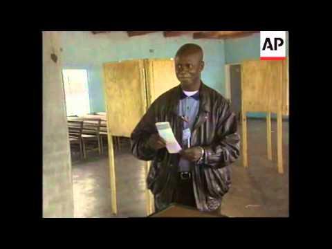 Zimbabwe's war veterans leader is dead