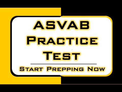 ASVAB Practice Test - Free ASVAB Math Review
