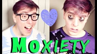 Favorite Moxiety Moments // Sanders Sides Compilation