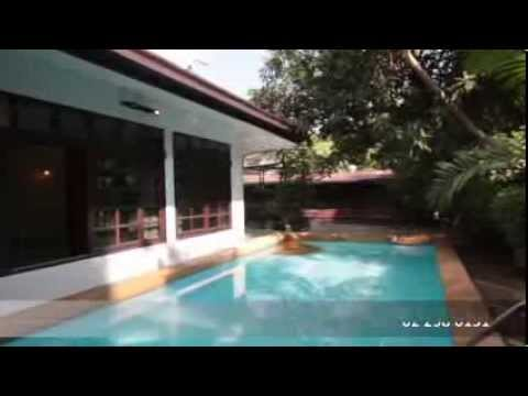 SALE : HOUSE WITH POOL IN BANGKOK-SUKHUMVIT /THONG LO BTS