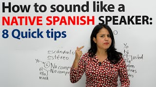 Don't make these Spanish mistakes!