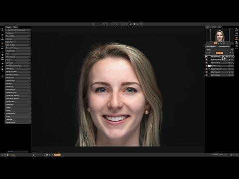 Mastering On1 Photo RAW 2018 - Episode 40: My Portrait Workflow thumbnail