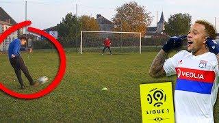 LE DEPAY CHALLENGE ! (Ligue 1 Challenges N°4)
