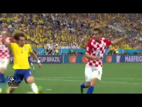 Brazil vs Croatia 3 1 All Goals & All Highlights WM 12 06 2014