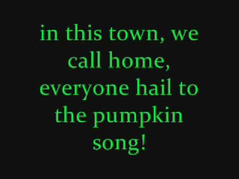 halloween lyrics nightmare before christmas this is halloween lyrics ...