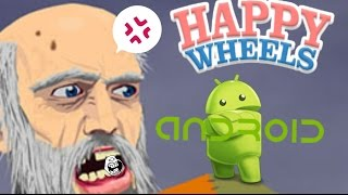 Jouons à Happy Wheels sur Android
