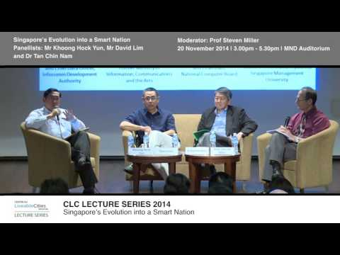 Singapore's Evolution Into a Smart Nation