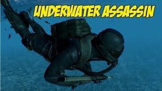 ARMA 3 WASTELAND - UNDERWATER ASSASSIN