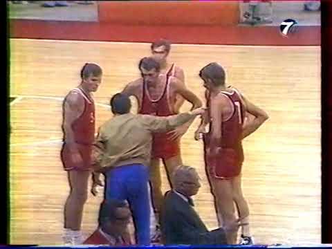 Концовка финала СССР - США, 1972/Комментирует Н.Ерёмина