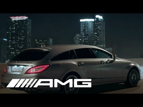CLS 63 AMG Shooting Brake TV Commercial